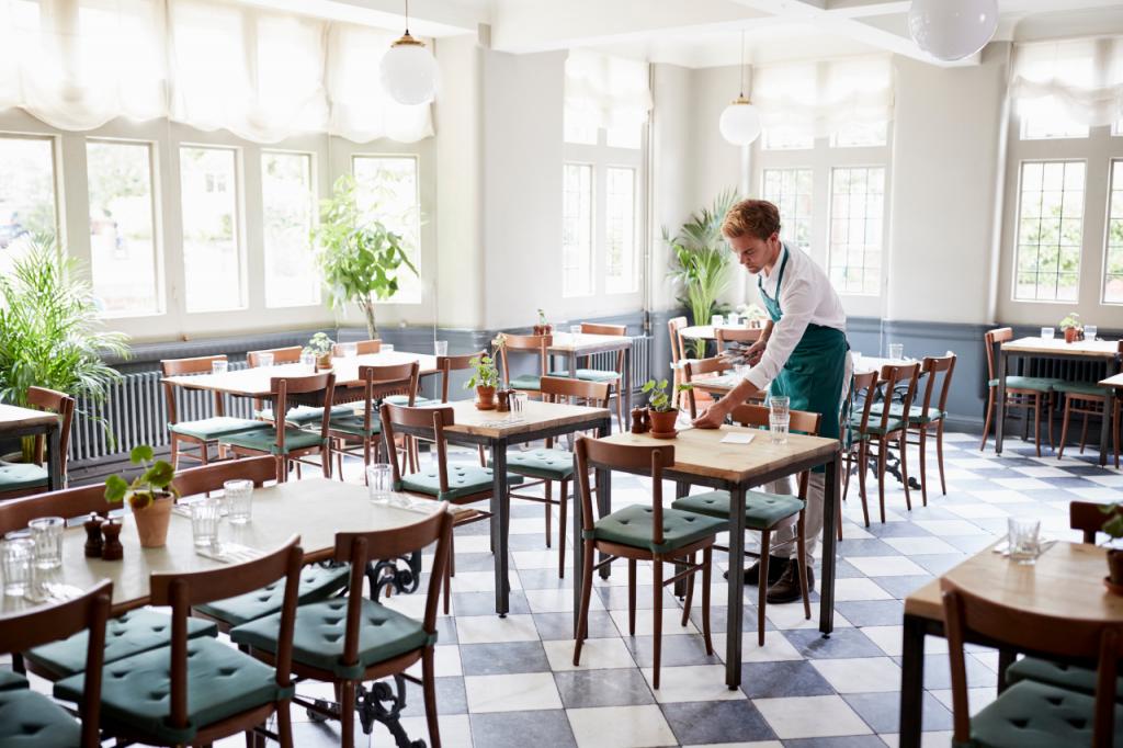 Restaurants perte d'exploitation AXA