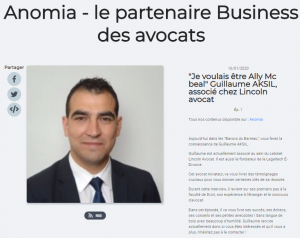 Interview Guillaume Aksil Anomia